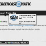 Screencast-O-Matic, captura desktop si gif animat din captura realizata fara softuri