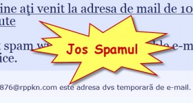 How to avoid spam using temporary email address - video tutorial