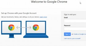 Add new users and separation settings for this in Google Chrome - video tutorial