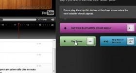 Cum se fac subtitrarile pentru filme de pe web sau din pc cu Universal Subtitles – tutorial video