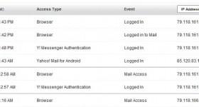 Cum aflam daca si cand cineva ne foloseste contul de Yahoo si ID-ul de Yahoo Messenger – tutorial video
