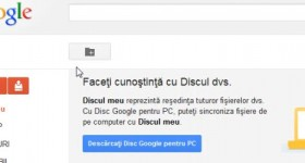 Cum ascultam muzica stocata in Google Drive direct din browser, fara download – tutorial video