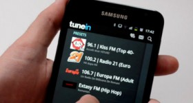 TuneIn, online radio stations, radio alarm, shutdown scheduled for Android phones - video tutorial