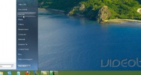 ViStart, o copie fidela a butonului start din Vista si 7 pentru Windows 8 – tutorial video