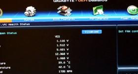 技嘉UEFI BIOS的介紹,甚至在主板上實現低價 - 視頻教程