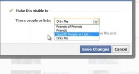 Как скрыть список друзей Facebook любопытных глаз - видео-учебник