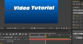 Adobe After Effects, prezentare generala si cateva functii de baza – tutorial video