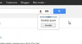 Cautare vocala in limba Romana pe desktop cu Chrome si extensia Voice Search – tutorial video