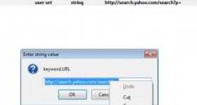 Miten muuttaa hakukoneen osoitepalkista Firefox - opetusvideota