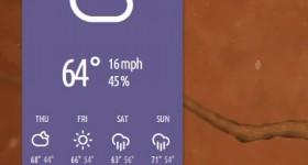 StormCloud, gadget desktop cu vremea pentru Ubuntu 12.04 si 12.10 – tutorial video