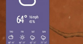 StormCloud、Ubuntuの12.04と12.10のデスクトップ天気ガジェット - ビデオチュートリアル