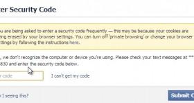 Ce facem daca am piedut telefonul pe care primeam codul de autentificare Facebook – tutorial video
