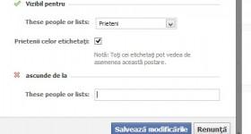 Cum ascundem profilul Facebook si informatiile acestuia – tutorial video
