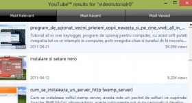 SMPlayer un program polivalent, cu aplicatie YouTube si player pentru DVD-uri