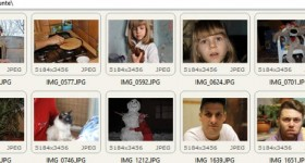 How to rename multiple photos at once