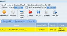 Complete tutorial on setting up and using a NAS Zixel NSA320