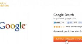 Hoe de zoekmachine op Internet Explorer Bing in Google te veranderen - video tutorial