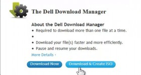 Where and how desarca drivers for a Dell laptop