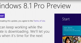 How to update to the new Windows 8.1 Blue