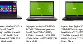 Ghid achizitie laptop cu procesor Haswell sau Sandy Bridge