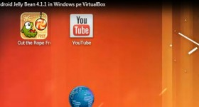 Instalare Android Jelly Bean 4.1.1 in Windows pe VirtualBox
