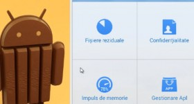 Clean Master we clean unnecessary files from the operating system Android