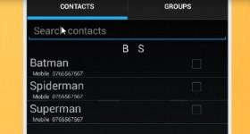 Cum programam trimiterea automata a unui SMS