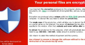 CryptoLocker, such as prevention and as recover disinfect infected files