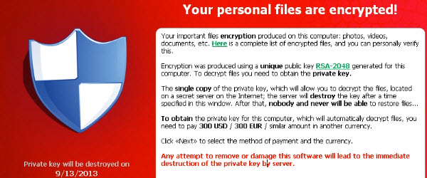 cryptolocker such as disinfecting how do we prevent and recover