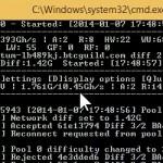 Cum se fac bitcoini cu BitForce Miner si aplicatia cgminer