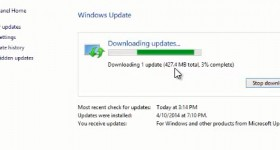 Kas jauns Windows Update 1 8.1
