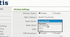 Netis, un router y repetidor capaz, pequeña y muy barato