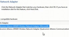 Rezolvarea problemei wireless Limited connection din Windows 8.1