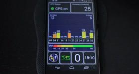 Snabb GPS-position på alla Android smartphone