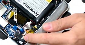 ปัญหาเกี่ยวกับการสัมผัสที่เว็บไซต์ Lenovo Miix2 8 แก้ไข