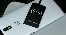 Drahtlose Lade für jeden Smartphone