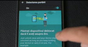 Nou in Android 5 Lollipop, Smart Lock