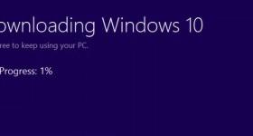 Làm thế nào để nâng cấp lên Windows 10 buộc