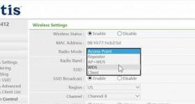 Weak WiFi signal amplification
