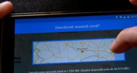 Download hărți Google Maps + sfat navigație offline