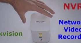 NVR hibrid Hikvision, inregistrare si gestionare camere IP