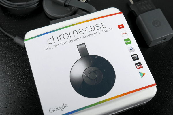 Chromecast 2 Put You Super Smart Tv