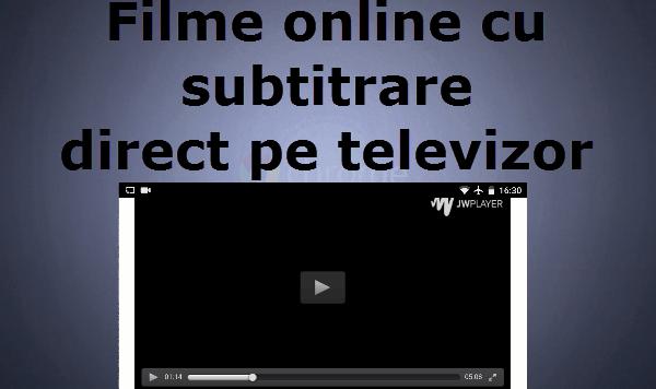 Filme Online Cu Subtitrare