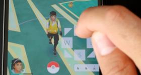 Pokemon GO de pe canapea, locații fictive cu joystick
