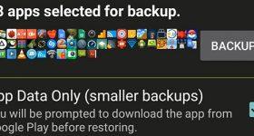 Mutare jocuri și aplicații pe alt telefon fără pierderea datelor cu Helium