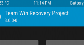 Instalare TWRP recovery pe orice Android