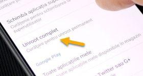 Supprimer ROOT votre téléphone Android ou Unroot