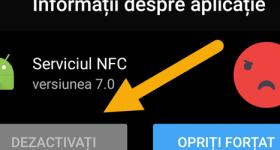 Economie baterie Android dezactivarea serviciilor de sistem