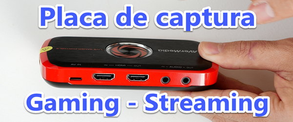 Herní a Streaming capture karta - AVerMedia Živé Gamer Portable