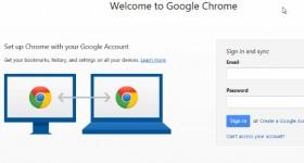 谷歌浏览器添加新用户和分离设置本 - 视频教程